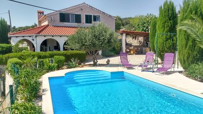 Photo for 3BR House Vacation Rental in ??krip, Dalmatien