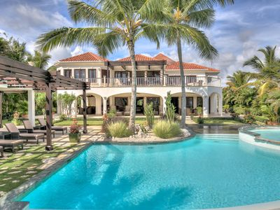 Dazzling Golf view property with jacuzzi in Puntacana Resort & Club