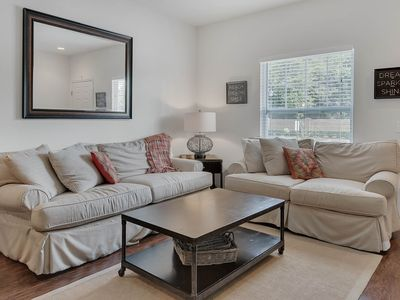 Photo for Beautiful Three Bedroom Townhouse - Close to Disney Parks