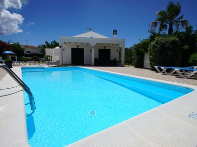 Photo for Air Conditioned Villa With Private Pool, Close To All Resort Amenities