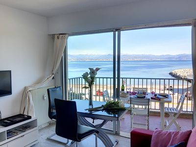 Photo for 1BR Apartment Vacation Rental in Antibes, Provence-Alpes-C��te d'Azur