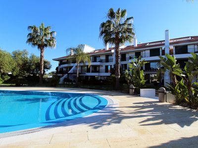 Photo for Fantastic apartment, 3 Bedrooms, 6 Pax, A / C, Wifi, Swimming Pool, Cable TV, Vila Sol