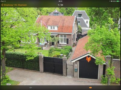 Photo for Detached completely renovated cottage with surrounded closed garden.
