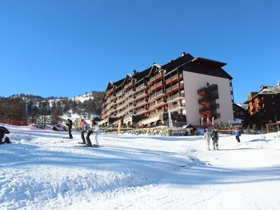 Photo for Residence Risoul 1850 50 meters from the slopes