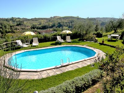Photo for COUNTRY HOUSE WITH SWIMMING POOL