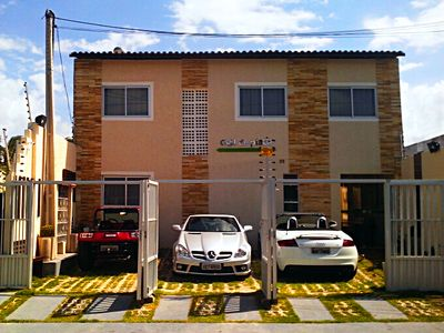 Photo for LUXURY FLATS. R $ 100 reais, value for 02 people in private flat!