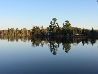 Photo for 3 Season Cottage - Shadow Lake, Norland - Perfect for Family, Adults & Kids