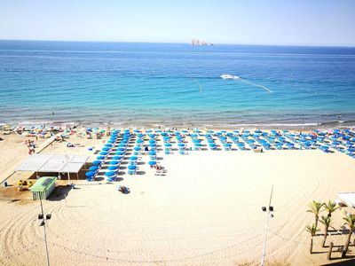 Photo for ** Playa de Levante Luxury Apartment ** AC **