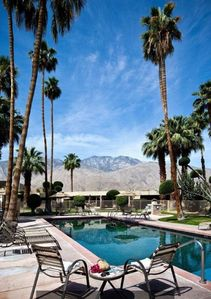 Photo for April 10-17th 2020! Coachella Week!Book 7Ngts Desert Isle of Palm Springs Resort