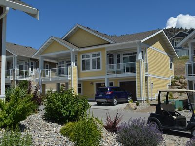 Photo for New Cottage on Osoyoos Lake for Sun, Swimming, Wineries, Golf and Relaxation!