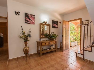Photo for Vacation home Es Xipres in Manacor - 9 persons, 5 bedrooms