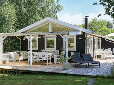 Photo for Modern Holiday Home in Hovedstaden With Roofed Terrace