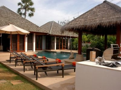 Photo for Bangtao Beach, 3 Bedrooms Pool Villa