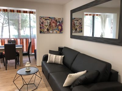 Photo for MODERN 3 BEDROOM STUDIO FOR YOUR HOLIDAY IN MANDELIEU LA NAPOULE