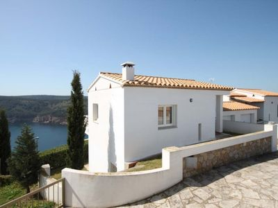 Photo for House with seaview up the hill of Montgo