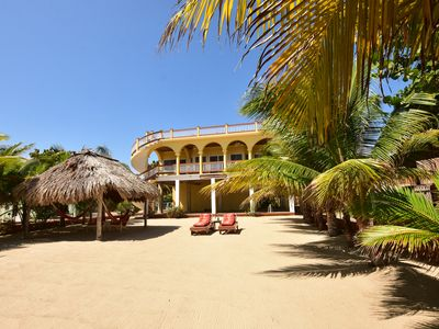 Beachfront Mellow Yellow Beach House .Ranked  9 of 318 Hopkins listed Properties