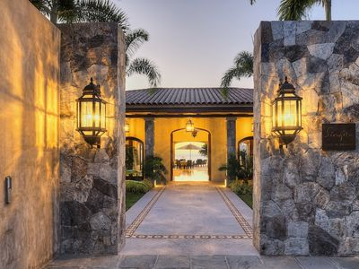 Photo for Luxury Ocean Villa in Punta Mita`s most recognized Resort.