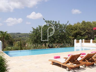 Photo for CAN SITGES - Country house for 12 people in Sant Joan de Labritja / San Juan