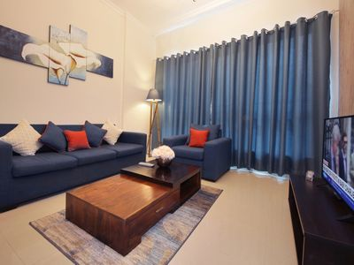 Photo for Dubai Marina Stylish Apartment