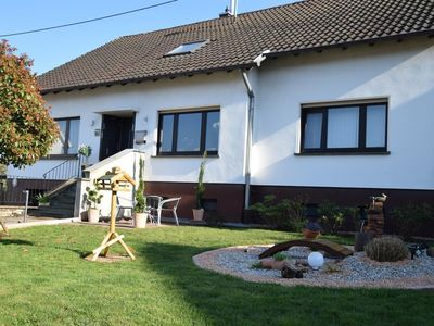 Photo for Holiday apartment Illingen for 2 - 4 persons with 2 bedrooms - Holiday apartment in one or multi-fam