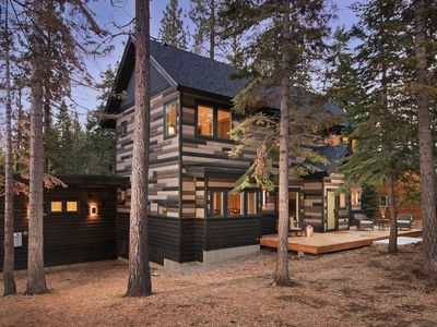 Photo for Warm Terrace Cabin - In Tahoe City (Lake Forest)