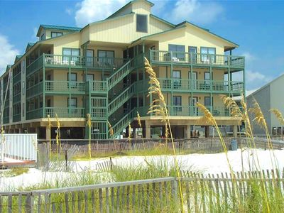 Photo for Sundial Unit #E1- Beach Front Condo, Best Rates & Location in Gulf Shores