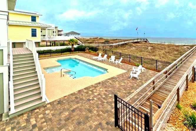 Amelia Island Oceanfront Property For Sale
