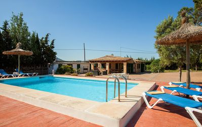 Photo for Mallorcan-style country house located 100 meters from the Bay of Pollensa