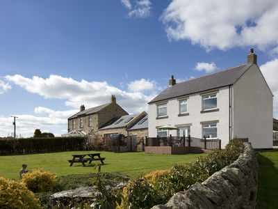 Photo for Delightful rural property close to Hadrian's Wall, Matfen and Corbridge.