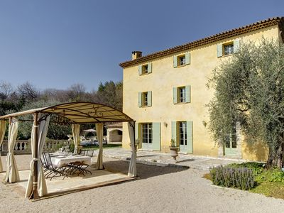 Photo for Bastide de Malbosc - Villa for 15 people in Châteauneuf-Grasse