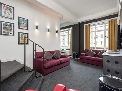 Photo for Apartment 392 m from the center of Edinburgh with Internet, Washing machine (707832)