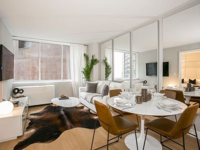 Photo for Midtown East Luxury 2 Bedrooms Apartment
