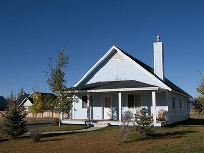 Photo for Short drive to a great vacation Grand Targhee/Jackson/Yellowstone/WiFi/House