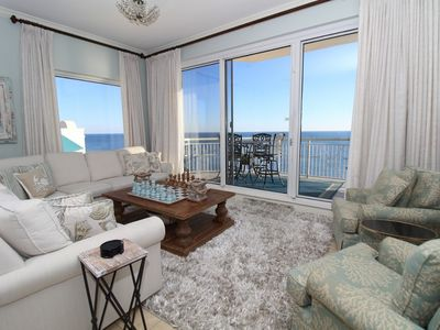 Photo for Indigo East 2001- Beach Front Unit with Luxurious Interior and Amenities!