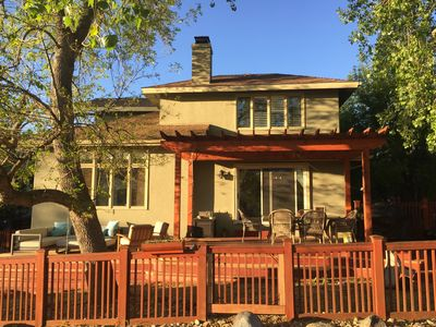 Rental near trails and Wonderland Lake. Reduced rent because cat present in home