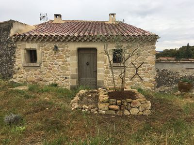 Photo for At the foot of the Luberon a Studio on the roofs