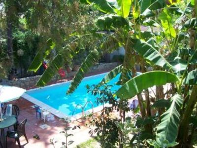 Photo for House / Villa with garden and swimming pool in exclusive context - Palermo