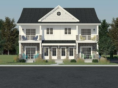 Photo for Newly constructed Mill Road Place is in heart of downtown Sister Bay!