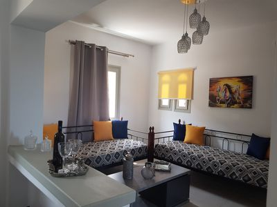 Photo for Elounda Ocean view suites - Apartment 1