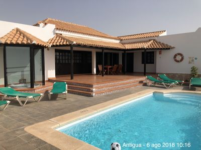Photo for Excellent family holiday villa
