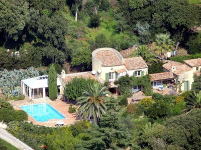 Photo for Corner of Paradise for this authentic Provencal farmhouse with pool and garden