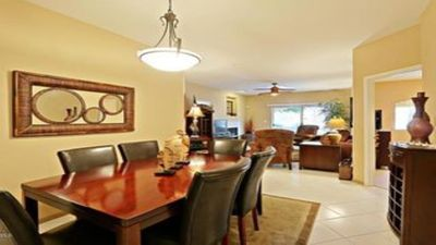 Photo for New Listing! Gated luxury condo with 2 mstr suites, in desirable McCormick Ranch
