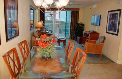 Fantastic ocean views from this beautifully decorated condo with resort amenities