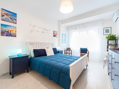 Photo for Vatican Flat, Charming Apartment, close Subway