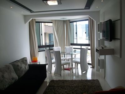 Photo for Beautiful apartment with sea views, 1 bedroom, completely furnished.