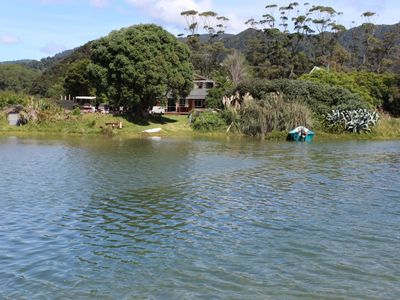 Photo for Lazy Daze ~ Stunning Estuary Location, family friendly, pet friendly, private