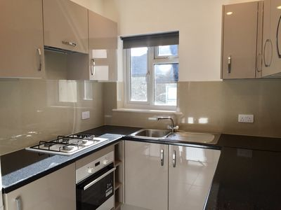 Photo for A self contained modern one bedroom first floor apartment in West Finchley N12
