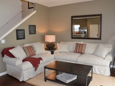 Photo for Modern Bargains - Lucaya Village - Beautiful Cozy 4 Beds 3 Baths Townhome - 3 Miles To Disney