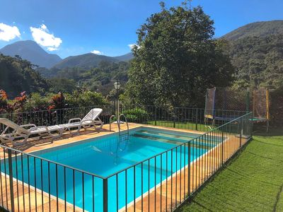 Photo for Complete and charming house in Itaipava