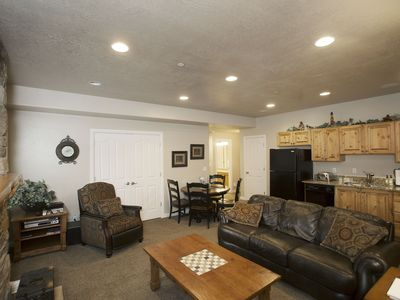 Photo for Lakeside 44B: Snowbasin Lodging Option - Lakeside Unit with 2 Bedrooms